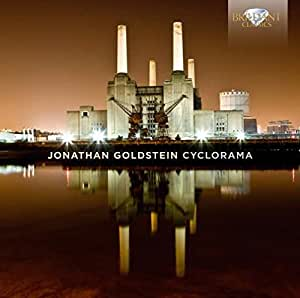 Jonathan Goldstein: Cyclorama - Music by the composer of Magical Moments (Waiting for You) from Sky TV (not included on this album)