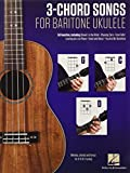 Best Hal Leonard Corporation Hal Leonard Corp. Hal Leonard Corp. Hal Leonard Ukulele Strings - 3-chord Songs for Baritone Ukulele: Melody, Chords Review