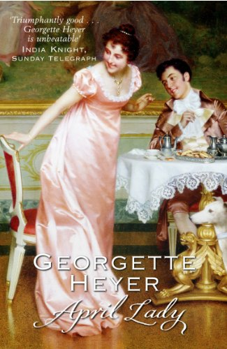 April Lady (English Edition) -
