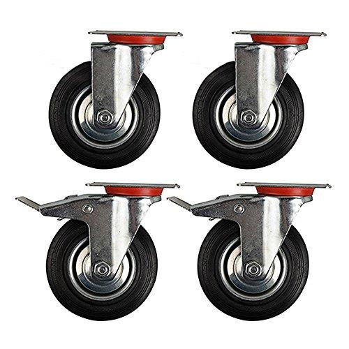 speed-lot-de-4-roulettes-pivotantes-de-transport-2-avec-frein-et-2-sans-frein-75-mm-argentnoir