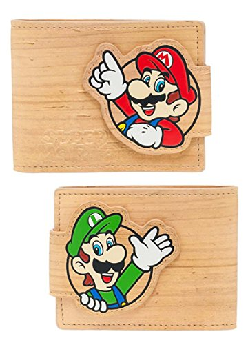 Super Mario and Luigi Wood Effec...