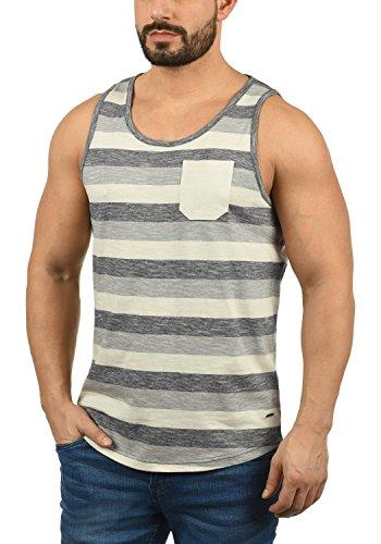 !Solid Whicco Herren Tank Top mit Rundhalsausschnitt aus 100% Baumwolle Regular Fit, Größe:XXL, Farbe:Black (9000)