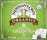 Royal Organic Green Tea 40 Bag(S) by Newman's Own Organics