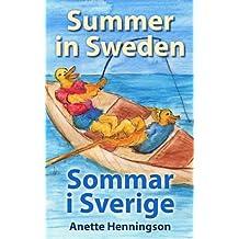 Summer in Sweden / Sommar i Sverige (English Edition)