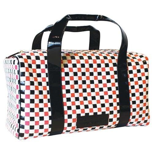 Grand sac tressé 3 couleurs, PARISAX