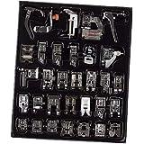 onerbuy profesional juego de doméstica Máquina de coser prensatelas pie pies Kit de fijación para bajo