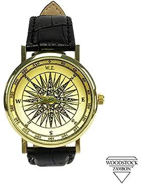 Woodstock Zambon Armbanduhr Analog Quarz