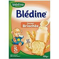 Blédina Blédine Saveur Briochée dès 8 Mois 500 g - Lot de 4