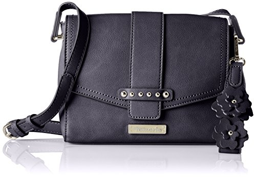 Tamaris - Danila Crossbody Bag S, Borse a tracolla Donna Blu (Navy)