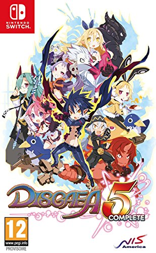 Disgaea n° 5 Alliance of Vengeance
