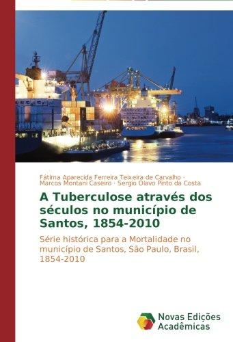 A Tuberculose através dos séculos no município de Santos, 1854-2010: Série histórica para a Mortalidade no município de Santos, São Paulo, Brasil, 1854-2010