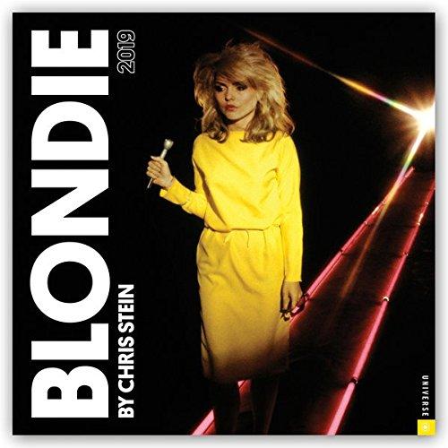 Blondie 2019 - 18-Monatskalender (Wall-Kalender)