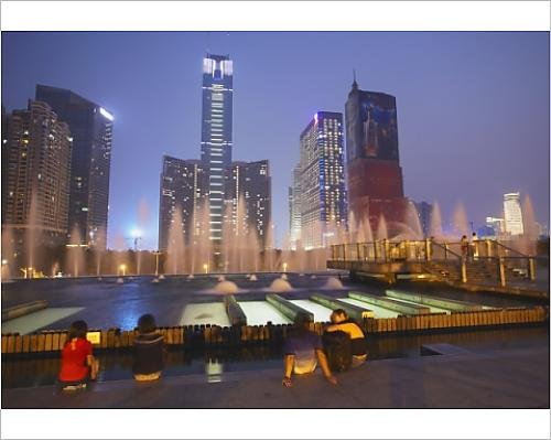 photographic-print-of-citic-plaza-at-dusk-tianhe-guangzhou-guangdong-china-asia