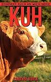 Kuh: Ein Kinderbuch mit erstaunlichen Fotos und interessanten Fakten über Kuh (Erinnert euch an mich Serie)