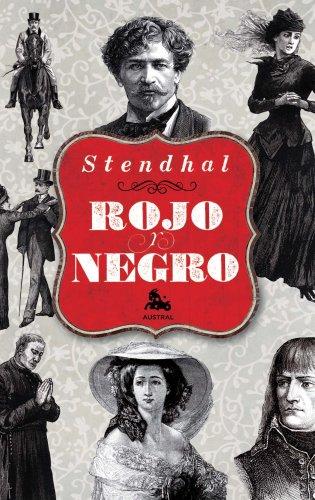 Rojo y negro (Spanish Edition)
