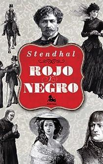 Rojo y negro par  Stendhal