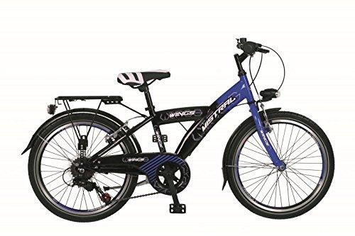 "24\"" 24 ZOLL City FAHRRAD Bike Rad KINDERFAHRRAD CITYFAHRRAD MISTRAL BLAU SCHWARZ"