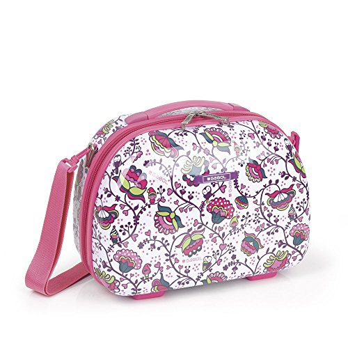 Neceser Viaje Abs Gabol Magic Rosa