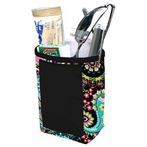 Charm 14 Touchscreen Phone Designer Autotasche - Einzelhandelsverpackung - Paisley Paisley Designer