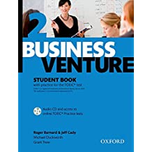 Business Venture 2 Pre-Intermediate: Business Venture 2. Student's Book and CD Pack