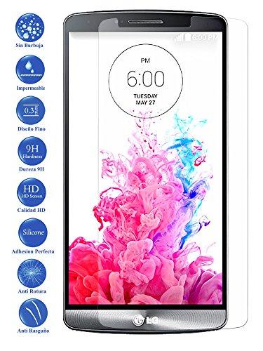 Todotumovil Protector de Pantalla Cristal Templado Premium para LG Optimus G3 D850 D855