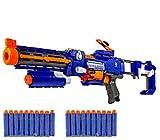 Nerd Clear Spielzeug-Gewehr Elektrisches Maschinen-Gewehr Pfeilgewehr Dart AEG Soft-Air Air-Soft Waffe 6 Jahren