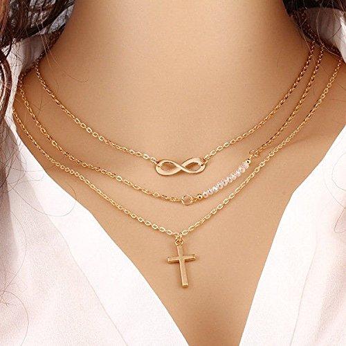 8m Nordvpn Simple Chapado en Oro Tassel Coin Bar Collar Clavícula Cadena Charm Joyería Plata*1