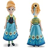 Official Disney Frozen Fever 55cm Anna Soft Plush Toy