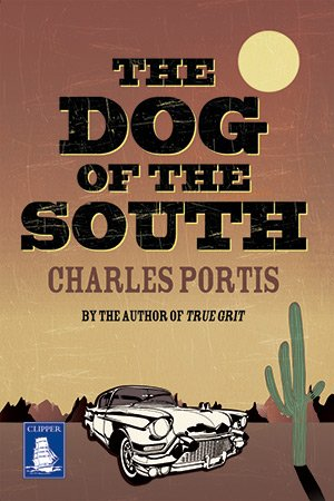 Book cover for The Dog of the South