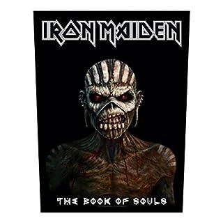 Iron Maiden Rückenaufnäher The Book of Souls