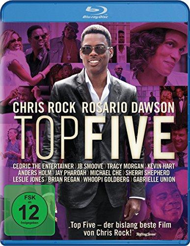 Top Five [Blu-ray]