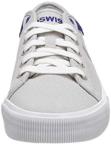 K-Swiss Bridgeport II, Sneakers Basses Mixte Adulte Bleu (Vapor Blue/deep Ultramarine)