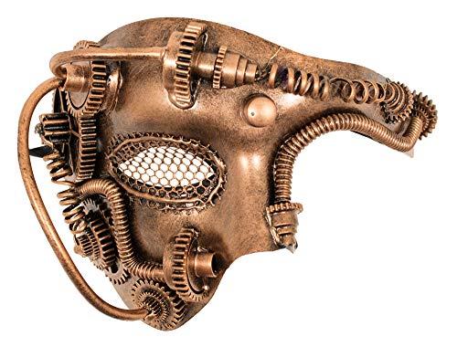 Zoelibat zoelibat97343941.250Steampunk Maske