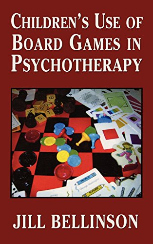 Games Board Medical (Children's Use of Board Games in Psychotherapy)