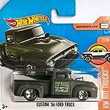 HOT WHEELS® Ford Truck PickUp - Custom Oldtimer 1956 - 1:64 - Farbe: urban