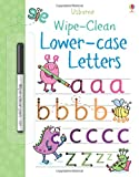 Wipe-Clean Lower-Case Letters (Wipe-clean Books)
