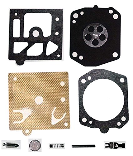 OxoxO HIFROM K10-HD K10HD Carburetor Carb Rebuild Repair Kit Stihl 027 029 039 MS270 MS290 MS390 Replace Parts