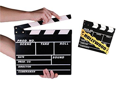 OGGETTISTICA varie Oob-Ciak Cinematografico in Legno 27x30 cm.