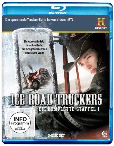 Ice Road Truckers - Staffel 1 (History) [Blu-ray]