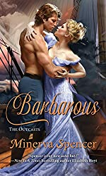 Barbarous (The Outcasts Book 2) (English Edition)