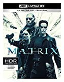 Matrix [Blu-Ray 4K]+[Blu-Ray] [Region Free]