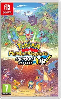 Pokemon Mundo Misterioso de Nintendo