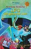 UFO der geheimen Welt: Ein Computerkrimi aus der Level 4-Serie - Andreas Schlüter