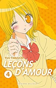 Leçons d'amour Edition simple Tome 4