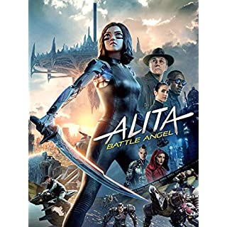 Alita: Battle Angel [dt./OV]
