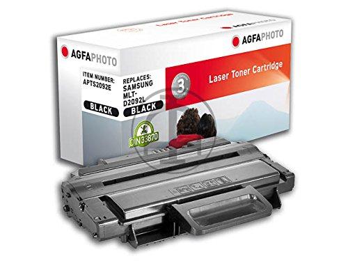 Preisvergleich Produktbild AgfaPhoto APTS2092E passend für Samsung SCX4824FN, Toner und OPC, 5000 Seiten, schwarz
