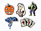 #6: Pack of Ace Sticker Set for Guitars, Laptops and Skateboard