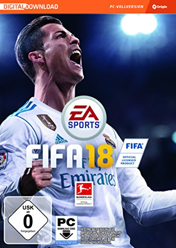 FIFA 18 - Standard Edition - [PC] - (Code in a Box)