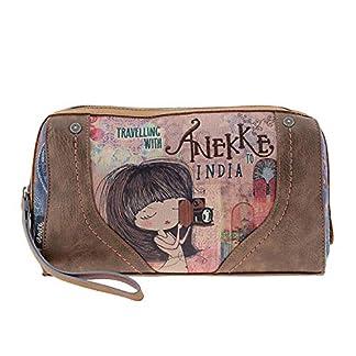 Anekke Neceser Mujer 28877-04 India para Viaje