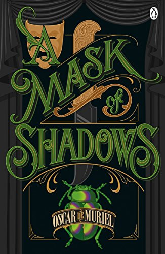 A Mask of Shadows: Frey & McGray Book 3 (A Victorian Mystery)